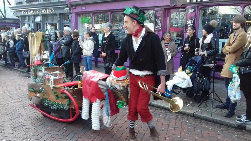 festival Charles Dickens, Rochester