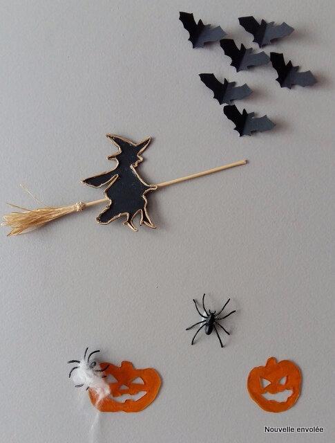 Mise en scène d'Halloween