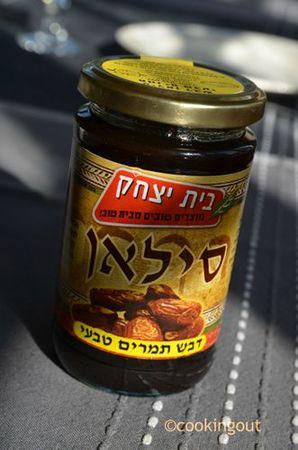 miel-de-date-israélien