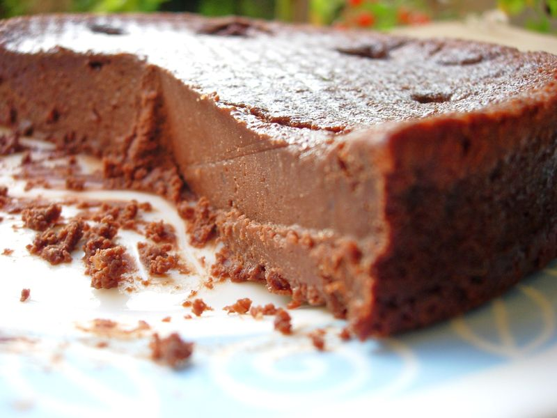 Recette Cake Yaourt Nutella