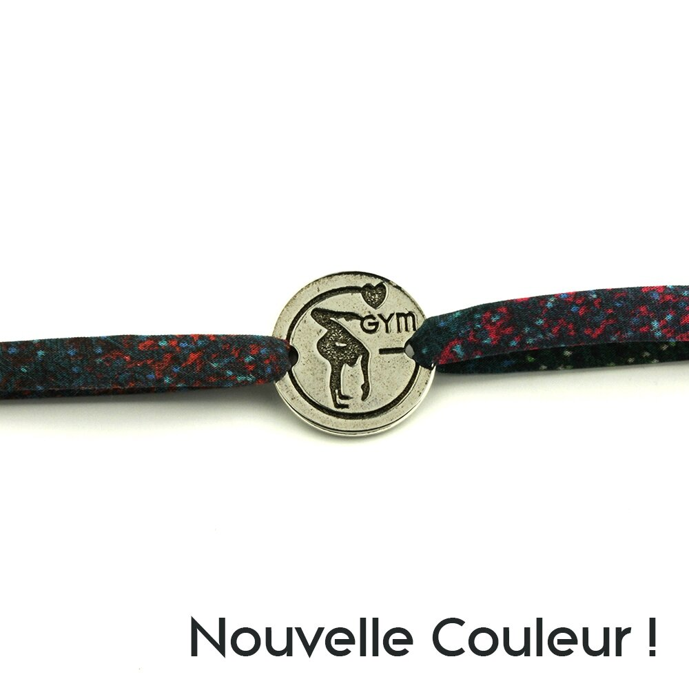 bracelet liberty gymnastique multicolore 7