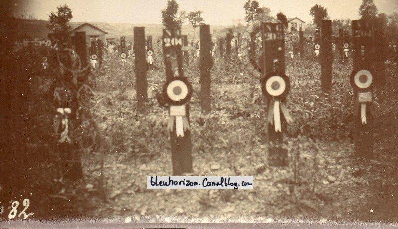 Cimetiere Pavé a Verdun