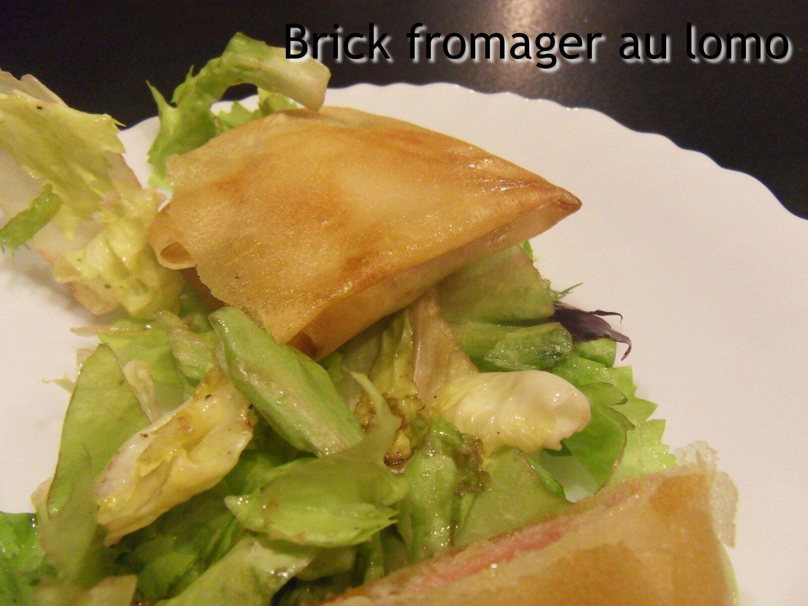 brick lomo fromage