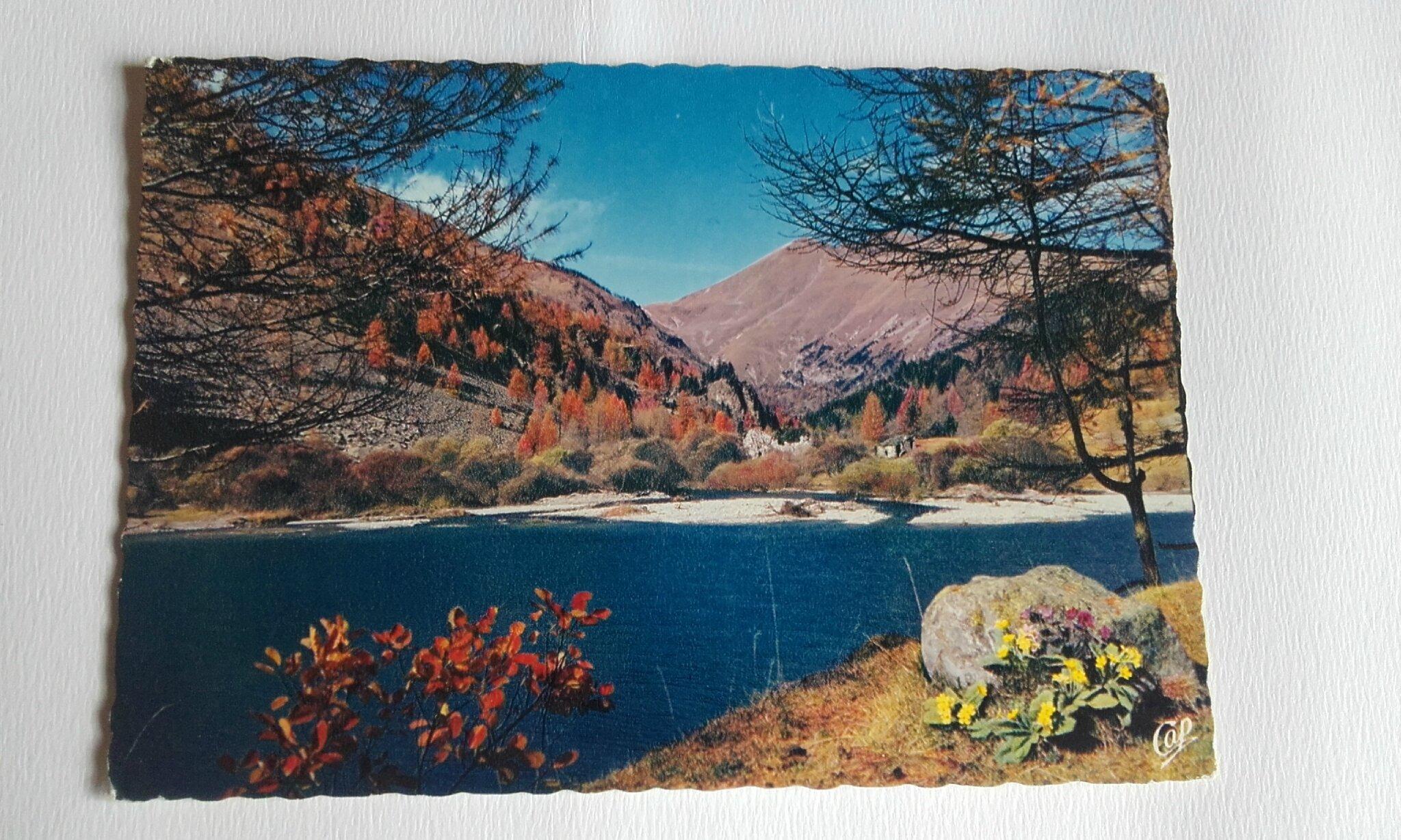 Nice 1 - le lac de Castérino