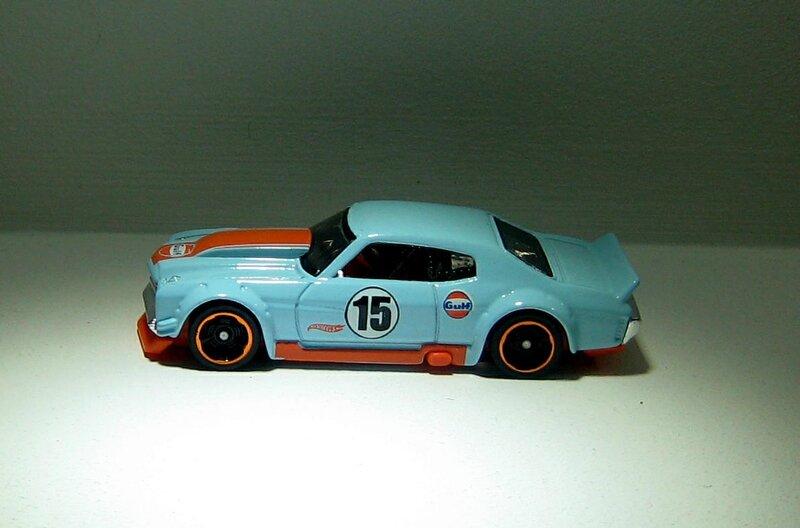 Chevrolet chevelle SS de 1970 (Hotwheels 2013)