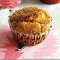Muffins chorizo- emmentaler