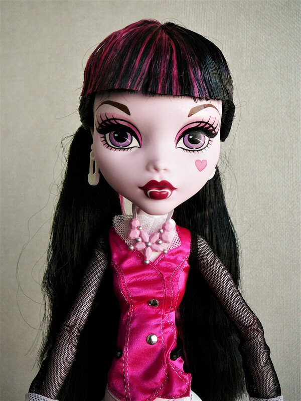 05 Draculaura 17 inches