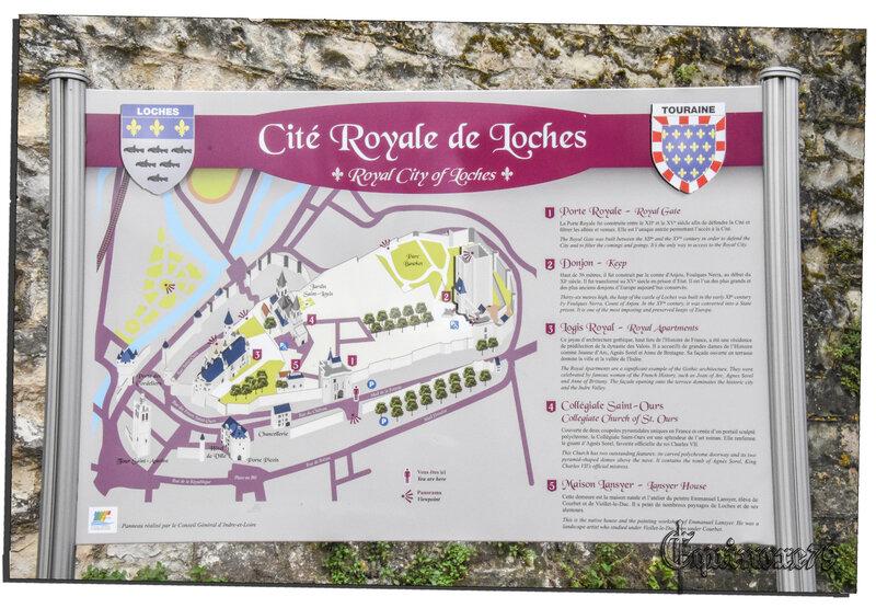 Sur les traces de Foulque III Nerra (Campagne de fouille château de Loches)