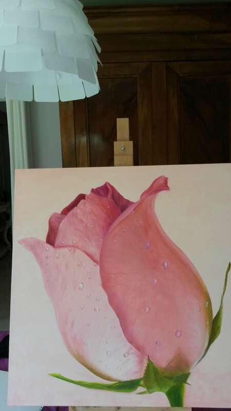 Allons voir si la rose...2