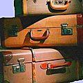 Poser mes valises