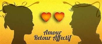 retour affectif immediat amour
