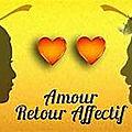 Retour d'affection voyance, maraboutage et travaux occultes