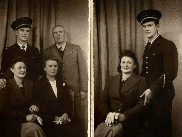Monjean-15 11 41 avec maman et grand père et grand mère