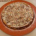 Idée recette: pudding des îles d'anniversaire / special birthday recipe: pudding islands