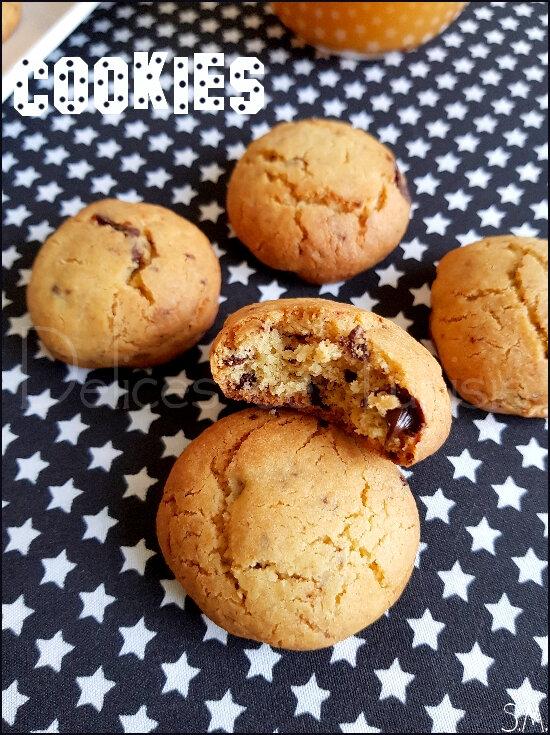 Cookies aux jaunes d'oeufs 2