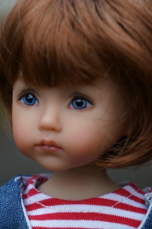 Eva , Boneka de Géri Uribe