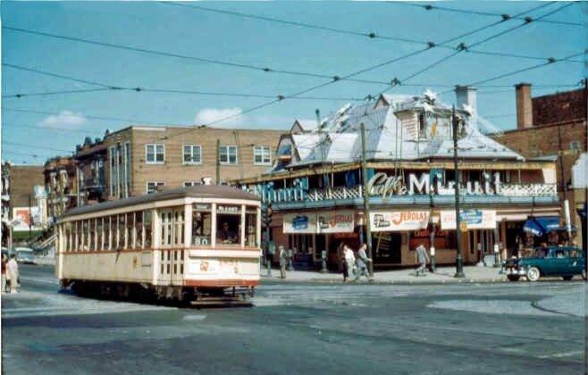 tramway terminus Parc et Mont-Royal Ralph Kurland modifié