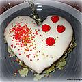 Coeur toi et moi pour la saint valentin