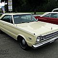 Plymouth satellite v8 commando hardtop coupe-1966