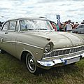 Ford taunus 17m de luxe p2 berline 2 portes