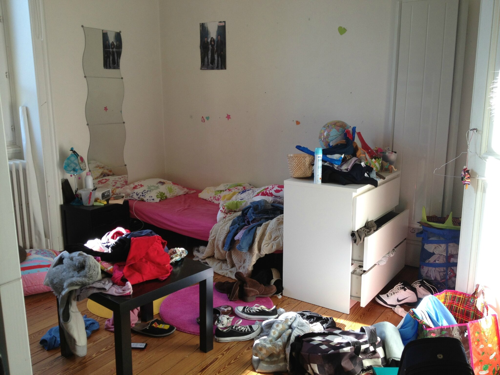 ranger sa chambre 1 plus 1 plus 3. Black Bedroom Furniture Sets. Home Design Ideas