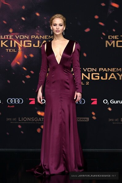 Hunger Games_Mockingjay Part 2 - Berlin Premiere 02