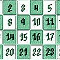 Calendrier de l'avent jour 1 (calendrier de l'avent des anecdotes geeks)