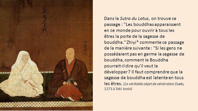 Passage sutra del lotus