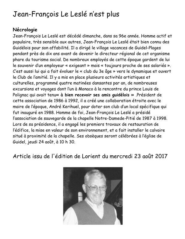 Jean-François Le Leslé