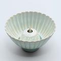 A Qingbai petal-lobed cup, Song Dynasty (960-1279)