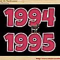 .CLASSE en : 1994 / 95