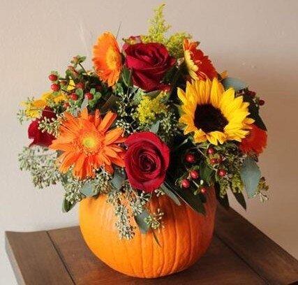 Bouquet d'automne AB1
