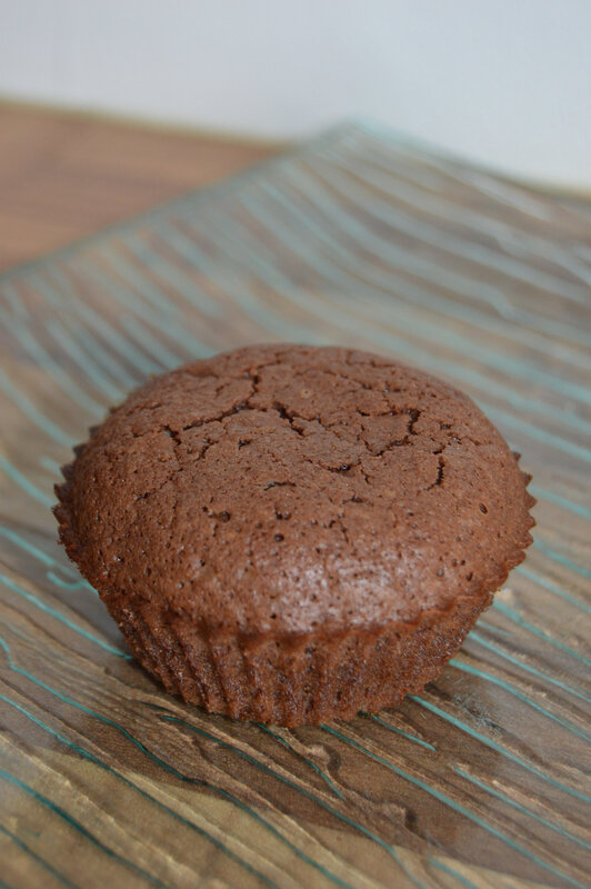Muffins coeur coulant au chocolat (1)