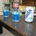 Du Fanta bleu !