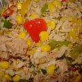 Salade mexicaine selon