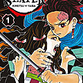 Demon slayer de koyoharu gotouge (volume 1) : issn 2607-0006