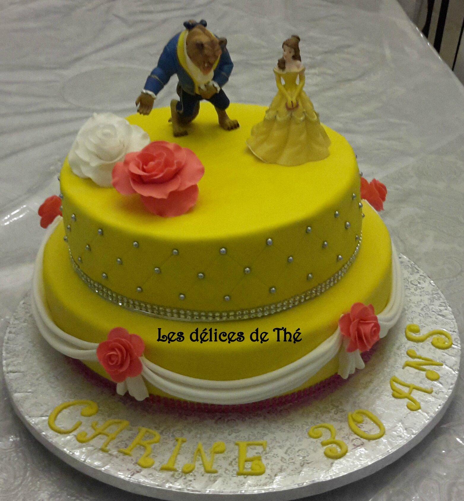 1er wedding cake