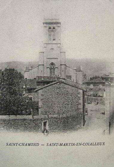 clocher église