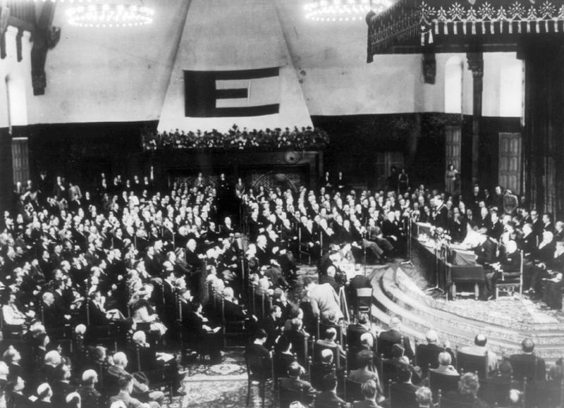 Ouverture-congrès-La-Haye-Union-européenne