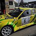 Rally baldomerien 2015 coupe de france n° 6 bmw