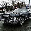 Cadillac 60 special fleetwood brougham d'elegance 4door sedan-1973