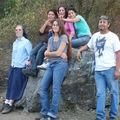 PASEO EN BICICLETA CON LOS JÓVENES - marzo, abril 2008
