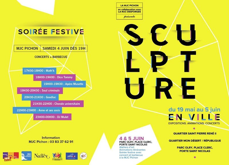 SculptureEnVille-Nancy