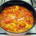 Rougail bananes plantains