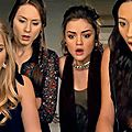 Pretty little liars Les quatre filles