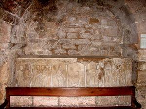 Abbaye_Saint_Victor_Tombe_de_sainte_Chrisante_et_sainte_Darie_Marseille_69