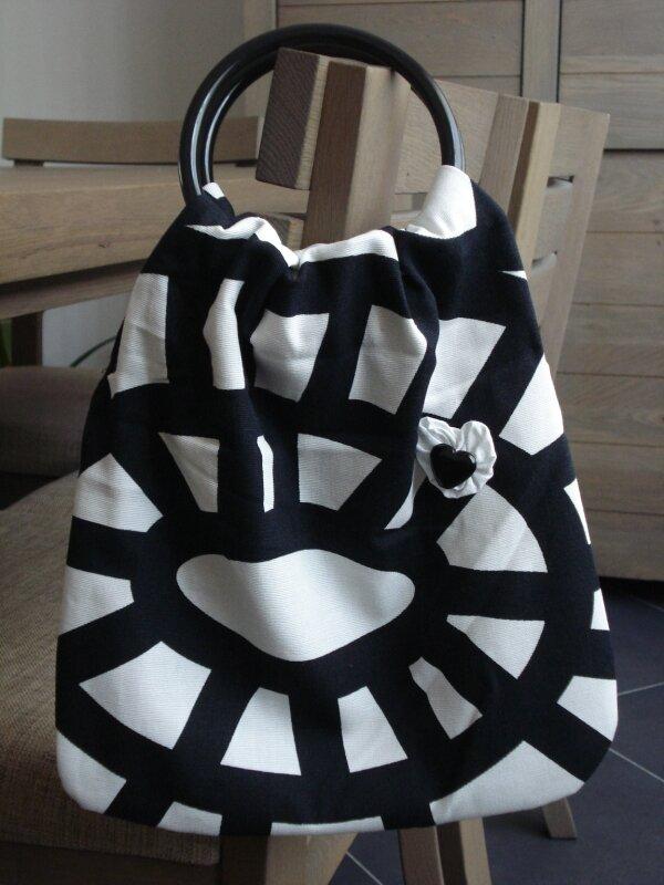 sac version noire