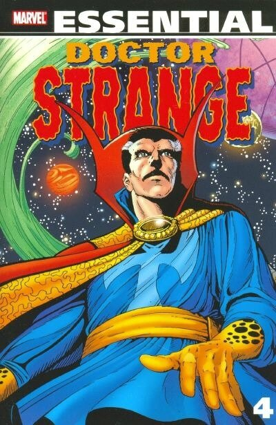 essential doctor strange vol 4 TP