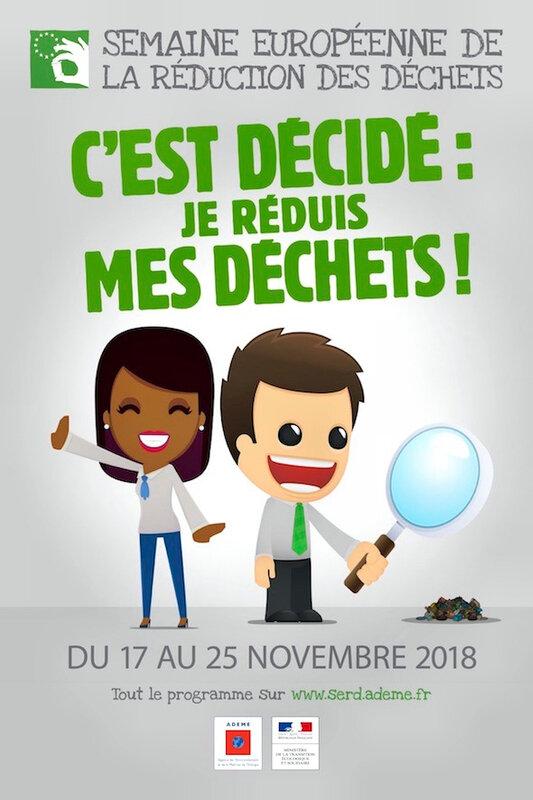AURINGLETA Semaine déchets 17-25 novembre 2018