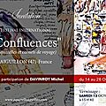 Invitation au festival confluences,
